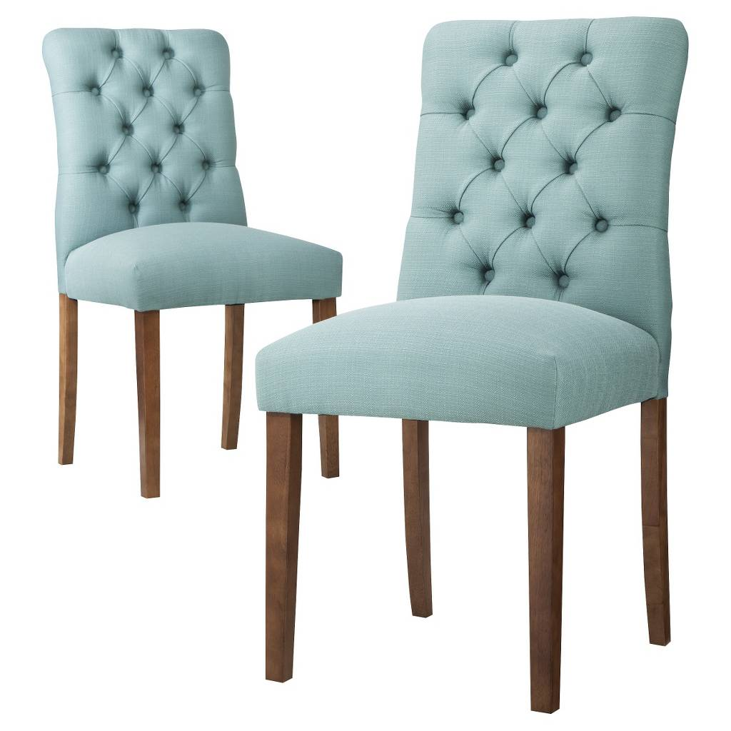 dining chairs turquoise kitchen chairs Brookline Tufted Dining Chair