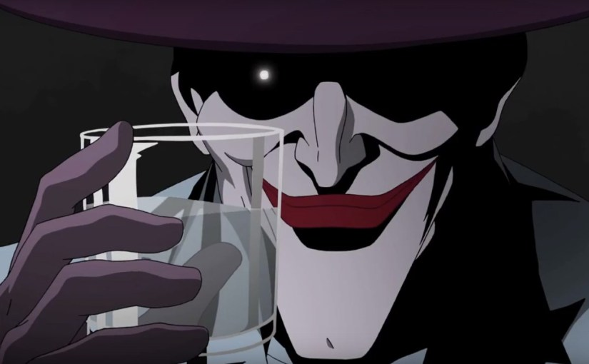 The Killing Joke (Animated Movie)
