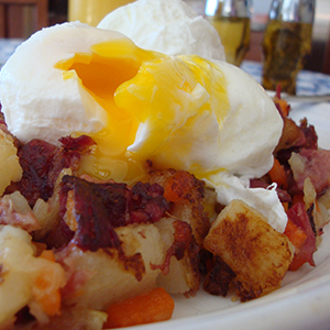 Evo Recipe Corned Beef Hash