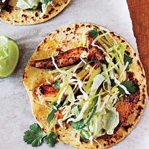Evo Recipe Grilled Chicken Tacos