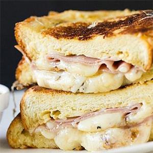Evo Recipe Monte Cristo Sandwich