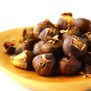 Evo Recipe Roasted Chestnuts