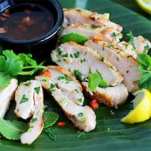 Evo Recipe Lemongrass Chicken