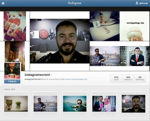 instagramevreni