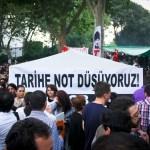 Taksim Gezi Parkı #4