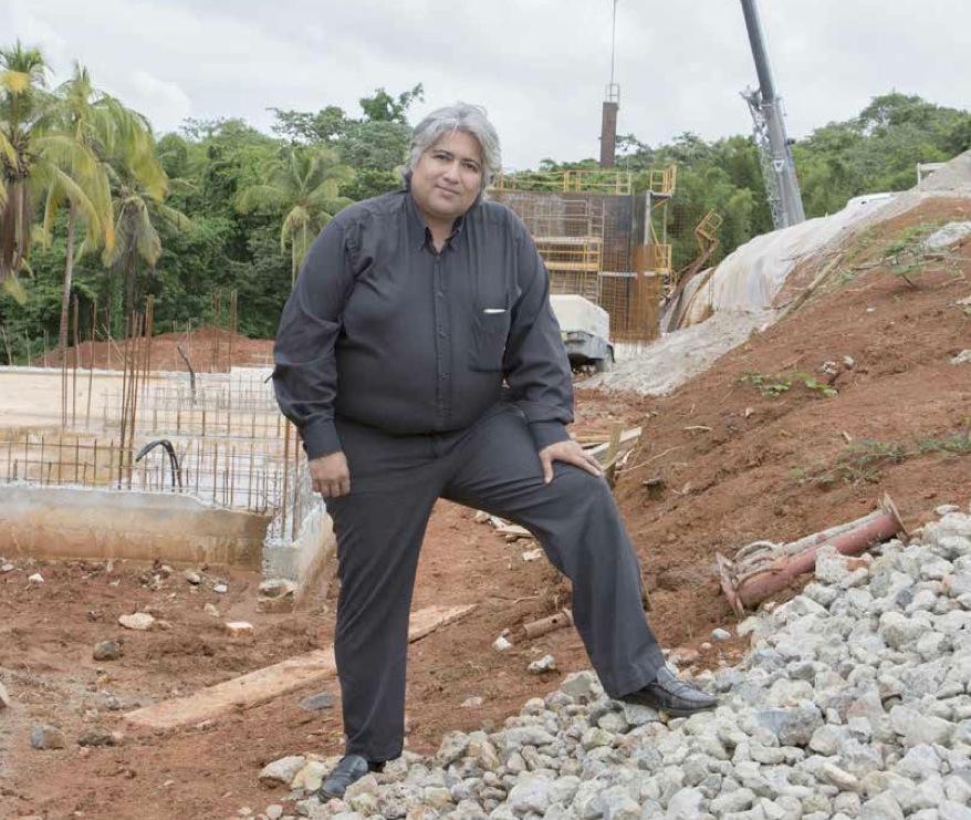 Dossier arturo lopez il construit la maison de vos for Constructeur de maison individuelle martinique