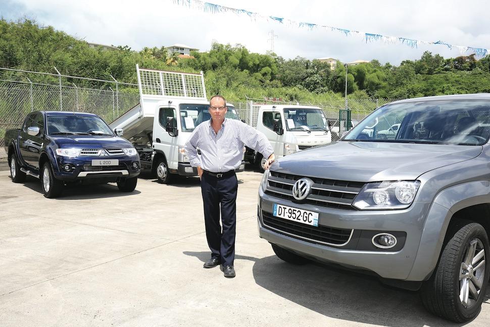 """Autos GM, du sang neuf au Service """"Entreprises"""""""