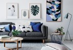 Norsu Interiors Collection - Pastel Living room (May 15)