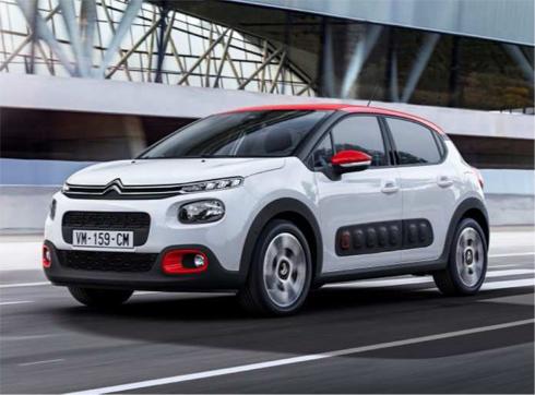 DP Nouvelle Citroën C3