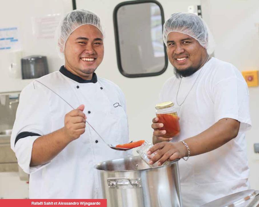 Dossier industrie locale : le Pôle agro-alimentaire de l'Ouest Guyanais, un outil-phare pour les filières agricoles
