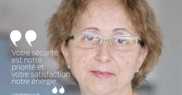 Catherine CILES -Présidente directrice générale