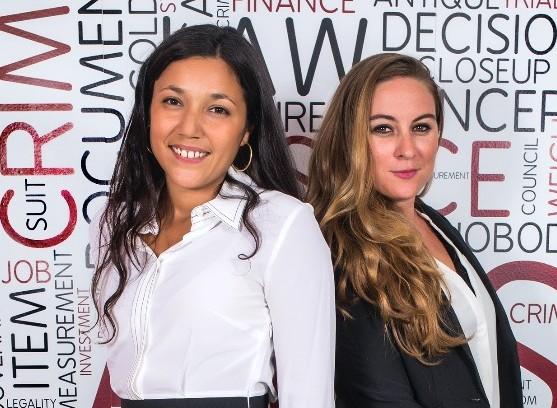 Maître Emmanuelle Bruch et Maître Alexandra Chalvin : avocates de choc, la défense dans la peau