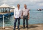 cluster maritime de Martinique - Emmanuel Lise et Alain Linise