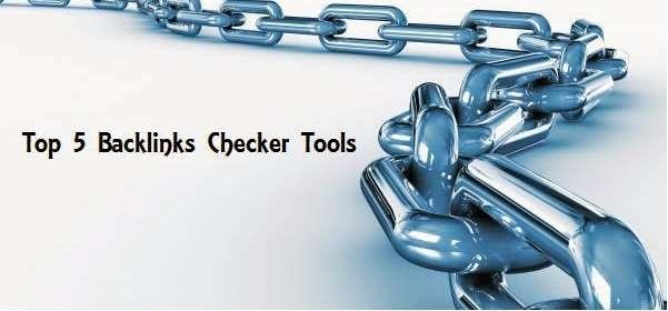 5 Online Backlink Checker Tools for Your Website