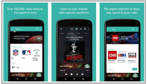 Top 10 free music apps for Android