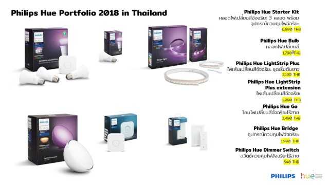 Philips Hue launched in Thailand (19)