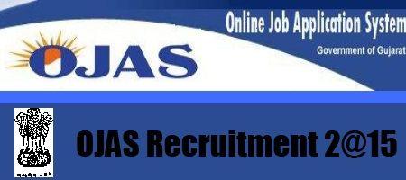 GSSSB Recruitment Notification 2015