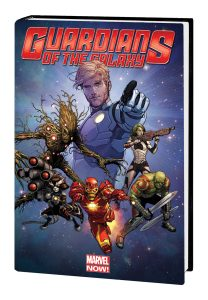 Guardians of the Galaxy Vol. #1 Cosmic Avengers Premiere HC