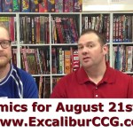 [VIDEO+MP3] Top Comics for Aug 21st, 2013 – Justice League Dark #23, Superman Unchained #3, KISS Kids #1 & More!!