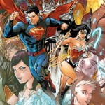 Don't Miss Superman/Wonder Woman #1 from DC Comics!