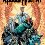 Apocalypse Al #1 from Image Comics Gives Us a Detectives' Beat at the End of the World!