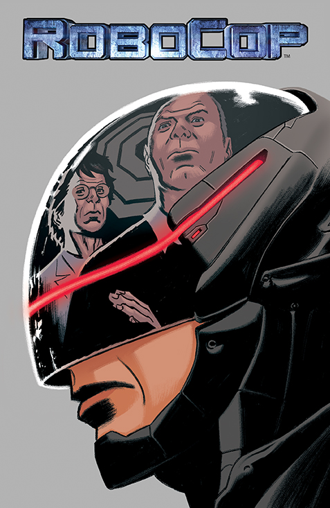 Robocop: Beta #1 from Boom Studios