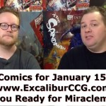 [VIDEO+MP3] Talking Comics for 01.15.14 – Miracleman #1, Black Dynamite #1, EGOs #1, Ghosted #6, & More!