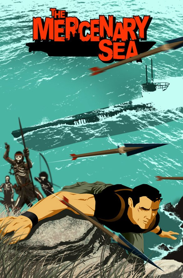 The Mercenary Sea,Vol. 1 TP from Image Comics