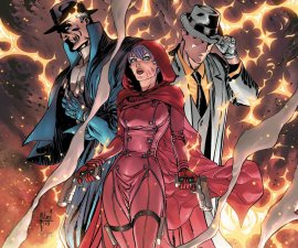 Trinity of Sin #1 from DC Comics
