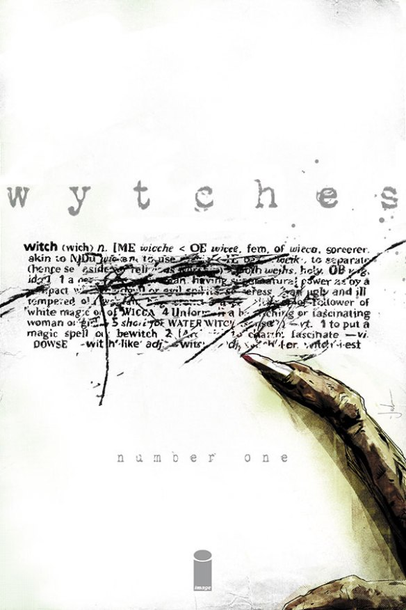 Wytches #1 from Image Comics