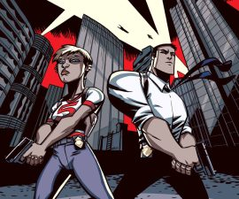 Powers #1 from Marvel Comics
