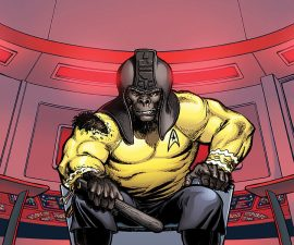 Star Trek/Planet of the Apes #1 from IDW Comics