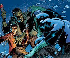 Joe Frankenstein #1 from IDW Comics