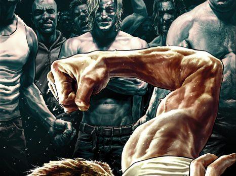 Fight Club 2 #1 from Dark Horse Comics