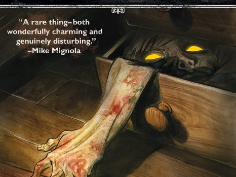 Harrow County #1 from Dark Horse Comics