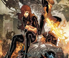 Inferno #1 from Marvel Comics