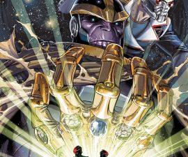 Infinity Gauntlet #1 from Marvel Comics