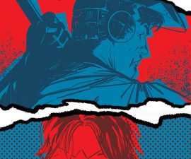 Insufferable #1 from IDW Comics