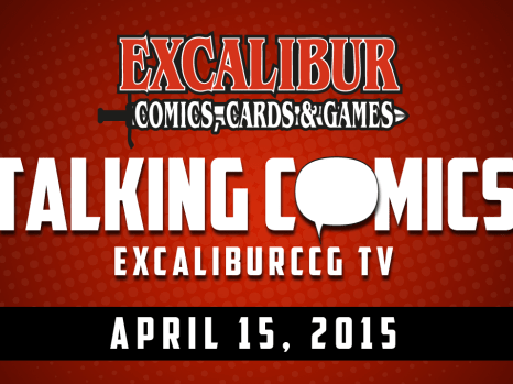 Talking Comics for April 15th, 2015!
