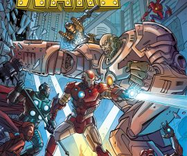 Armor Wars #1 from Marvel Comics