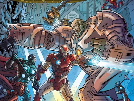 Armor Wars #1 from Marvel Comics