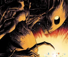 Groot #1 from Marvel Comics