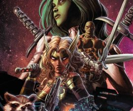 Guardians of Knowhere #1 from Marvel Comics