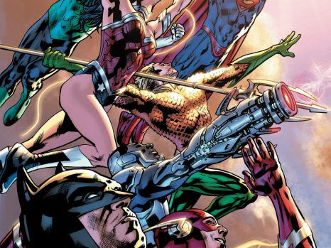 Justice League of America #1 from DC Comics