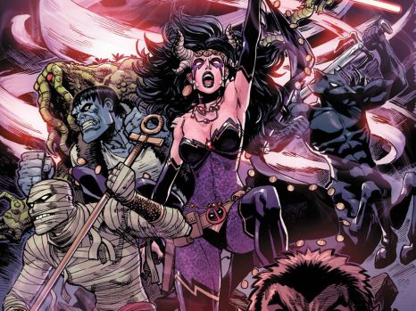 Mrs. Deadpool and the Howling Commandos #1 from Marvel Comics!
