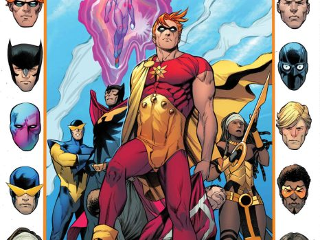 Squadron Sinister #1 from Marvel Comics