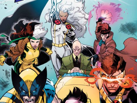 X-Men '92 #1 from Marvel Comics