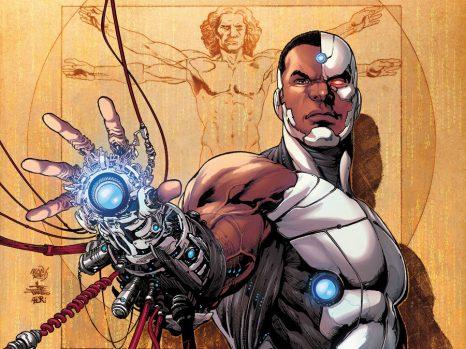 Cyborg #1 from DC Comics