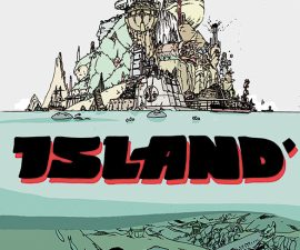 Island #1 from Image Comics