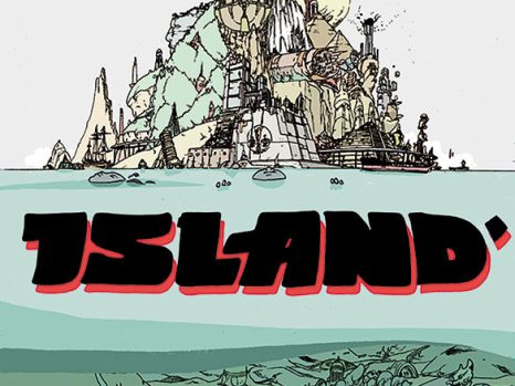Island #1 from Image Comics